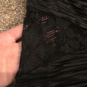 Arden B Dresses - Arden B One Shoulder Black Mini Dress